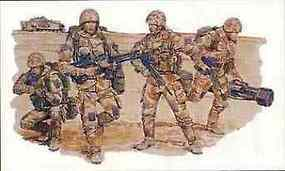 DML British Desert Rats Plastic Model Military Figure 1/35 Scale #3013