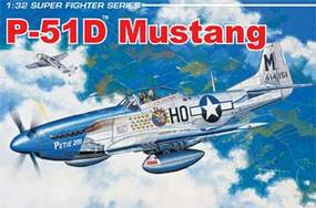 DML P-51D Mustang 1st Plastic Model Airplane Kit 1/32 Scale #3201