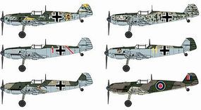 DML Messerschmitt Bf109E3 Fighter Plastic Model Airplane Kit 1/32 Scale #3222