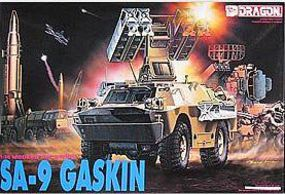 DML SA-9 Gaskin Plastic Model Military Vehicle 1/35 Scale #3515