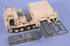DML MLRS US Version Plastic Model Military Vehicle Kit 1/35 Scale #3523