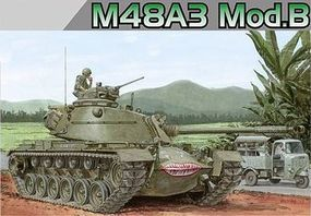 DML M48A3 Mod.B Plastic Model Military Vehicle Kit 1/35 Scale #3544