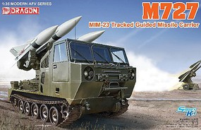 DML M727 MiM-23 Tracked Guided Missile Carrier Plastic Model Military Vehicle Kit 1/35 #3583