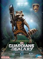 DML 7 Guardians Of The Galaxy - Rocket Raccoon Plastic Model Comic Book Figure #38130