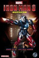 Iron Man 3 Mark XXII Hot Rod Armor Model Kit Plastic Model Comic Figure 1/9 Scale #38332