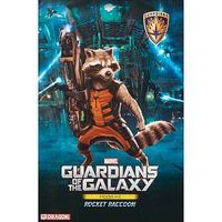 7'' Guardians of the Galaxy Rocket Raccoon Kit Plastic Model Comic Book Figure #38340