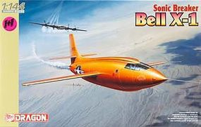 DML Bell X-1 Sonic Breaker Plastic Model Airplane Kit 1/144 Scale #4630