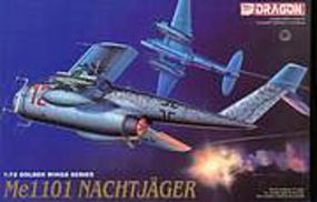 DML Me1101 Nachtjager Plastic Model Airplane Kit 1/72 Scale #5014