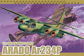DML Arado Ar234P-1 Plastic Model Airplane Kit 1/72 Scale #5026