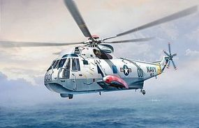 DML Sea King SH3D USN Helicopter Plastic Model Helicopter Kit 1/72 Scale #5109