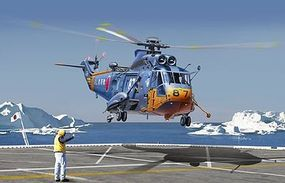 DML S61A Sea King Antarctica Observation Helicopter Plastic Model Helicopter 1/72 Scale #5111