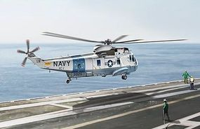 DML Sea King SH3G USN Utility Transport Helicopter Plastic Model Helicopter 1/72 Scale #5113