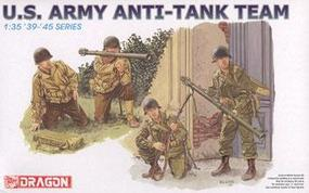 DML US Army Anti-Tank Team Plastic Model Military Figure Kit 1/35 Scale #6149