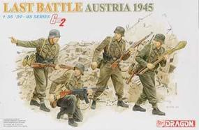 DML Last Battle Austria Gen2 Plastic Model Military Figure 1/35 Scale #6278
