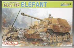 DML Elefant Sd. Kfz 184 Premium Edition Plastic Model Tank Kit 1/35 Scale #6311