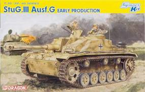 DML StuG III Ausf.G SmartKit Plastic Model Military Vehicle Kit 1/35 Scale #6320