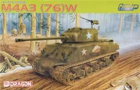 DML Sherman M4A3 W/VVSS Premium Edition Plastic Model Military Vehicle KIt 1/35 Scale #6325