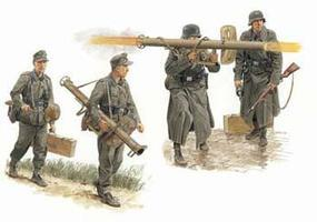 DML Panzerschreck Teams Figure Set 1944-1945 Plastic Model Military Figure 1/35 Scale #6374