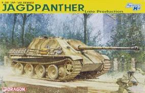 DML Jagdpanther Late Tank Plastic Model Tank Kit 1/35 Scale #6393