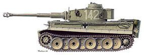 DML Tiger I Tunisian Initial Tiger 1 Plastic Model Military Vehicle Kit 1/35 Scale #6608