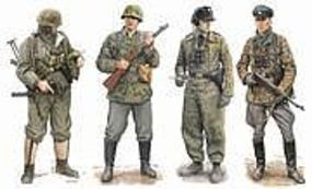DML Das Reich Division Eastern Front 1942-43 Plastic Model Military Figure 1/35 Scale #6706