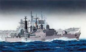 DML HMS Sheffield Destroyer Plastic Model Destroyer Kit 1/700 Scale #7071