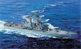 DML USS Virginia CGN38 Nuclear Guided Missile Cruiser Plastic Model Military Ship 1/700 #7090