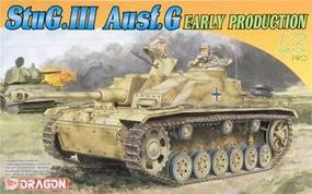 DML StuG.III Ausf.G Early Production Plastic Model Tank Kit 1/72 Scale #7283
