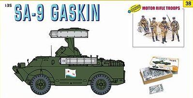 SA-9 GASKIN 3515 DRAGON 1:35 Plastic kit