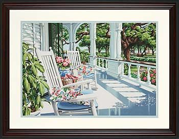 Dimensions Veranda -- Paint By Number Kit -- #73-91437