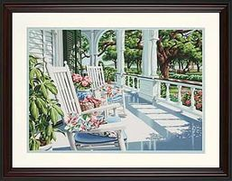 Dimensions Veranda Paint By Number Kit #73-91437