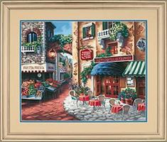 Dimensions Taste of Italy Paint By Number Kit #91320