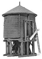 Durango RGS Trout lake water tank - HO-Scale
