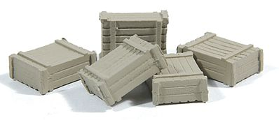 Durango Press Large Crate Square 5/ - HO-Scale (5)