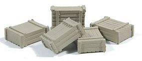 Durango Large Crate Square 5/ - HO-Scale (5)