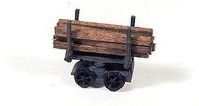 Durango Timber Car 18 Gauge - HO-Scale