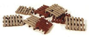 Durango Pallets pkg(8) HO Scale Model Railroad Building Accessory #86