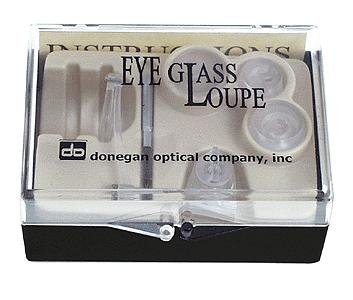 Donegan Optical Company Eyeglass Loupe 4X