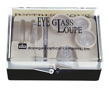 Donegan Optical Company Eyeglass Loupe 3X
