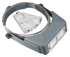 Donegan-Optical OptiVisor AL Magnifier Set w/LX5/AL13/AL14/AL17
