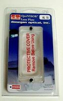 Donegan-Optical AccurSite #5 Magnifier Acrylic Lens Plate for #LX3 2-1/2x Power at 8