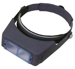 Donegan Optical Company Optivisor w/Lens Plate #5
