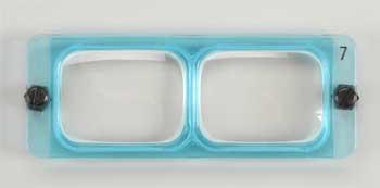 Donegan Optical Company Optivisor Lens Plate #7