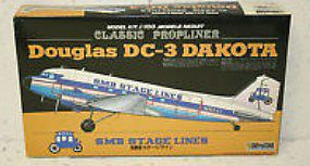 Doyusha 1/100 DC3 Dakota All Nippon Airways
