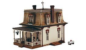 Design-Preservation Our House Kit HO Scale Model Railroad Building #12700