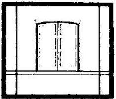 Design-Preservation Dock Loading Door HO Scale Model Railroad Building Accessory #30106
