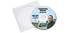 Design-Preservation DVD for Constructing DPM Kits Model Railroading How to Video #40000