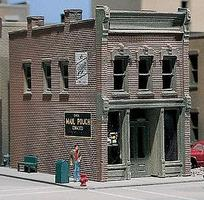 Design-Preservation Crickets Saloon - N-Scale