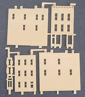 Design-Preservation Bruces Bakery Kit N Scale Model Railroad Building #woo50100