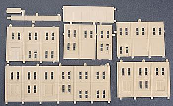 Design-Preservation Gripps Luggage Mfg. Kit N Scale Model Railroad Building #woo50600